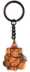 Brass Keychain (BR 02 Ganesh)