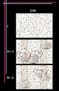 300x450mm Glossy 5 Series Wall Tiles