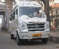 9 Seater Tempo Traveller rental services