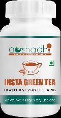 INSTA GREEN TEA (LEMON FLAVOUR)