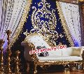 Wedding Stage Embroidered Backdrops