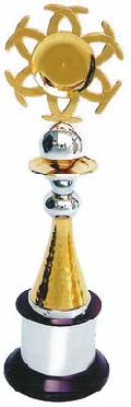 Brass Sports Trophy (s-258)