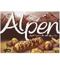 Alpen Light Milk Chocolate Bars