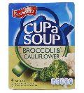 Batchelors Cup a Soup Creamy Cauliflower and Broccoli 101gm