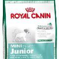 4 kg Royal Canin Mini Junior dog food