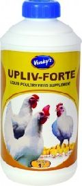 liquid poultry feed supplement