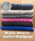 Microfiber Bath sheet Towels