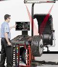 SmartWeight Touch Wheel balancer