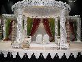 wedding crystal mandap manufacture in india