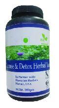 Hawaiian herbal cleanse & detox tea