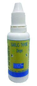 Hawaiian herbal garlic - thyme drops