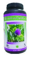 Hawaiian herbal milk thistle and dandelion tea