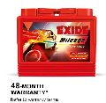 Exide Mileage Red batteries