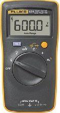 Fluke 101 Plus Kit Palm Size Digital Multimeter