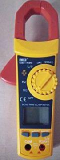 Meco 1080 TRMS Digital Clamp Meter