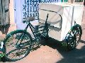 Bakery Tricycle Frontload
