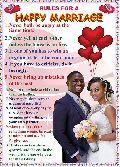 Laminated Swahili Posters