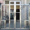 Stylish Stainless Steel Gates