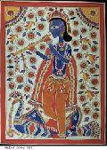 Krishna Art Posters