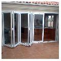 office aluminium doors