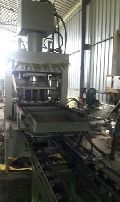 Hydraulic Press Fly Ash Brick Making Machine