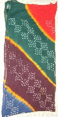 Cotton Bandhni Dupatta