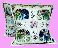 Applique Handcrafted Cushion Covers