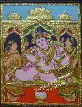 Krishna Ji Tanjore Paintings