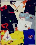 Customized Polo Neck T-Shirts