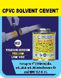 Medium Duty - Yellow colour CPVC Solvent Cement.