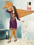 rudra pandadi vol30 cotton embroidery churidar suits