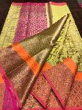 weaving borde handloom kota sarees