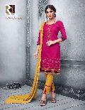 pichkari vol 35 cotton embroidery suits