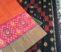 pochampally silk cotton printed sarees