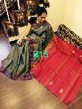 surplus silk sarees with banana fibre