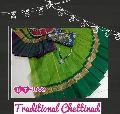 UT chettinad cotton sarees with kalamkari blouse