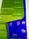kanchipuram soft silk animal weaving sarees