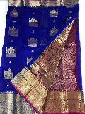 kanchi organza sarees