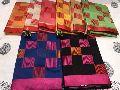maheshwari silk sarees with border color blouse