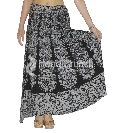 Women ethnic rapron skirt