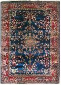 Hand-Knotted Wool Antique Wool Rugs