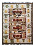 Handmade Persian Pile Wool Kilim Rug