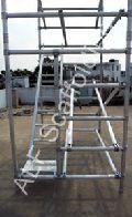 Aluminum Scaffolding Climbing Ladder