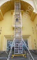 Aluminum Scaffolding Tower Ladders