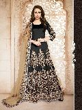 Banglori Silk Anarkali Suits