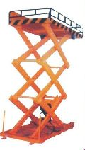 Heavy Duty Hydraulic Scissor Lifting Table
