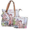 PCBR10 Brown PU Handbags