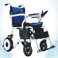 Lightweight aluminum electric wheelchair