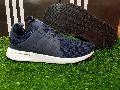 Mens Adidas Air Boost Navy Blue Shoes