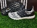 Mens Adidas Ultra Boost Black Shoes